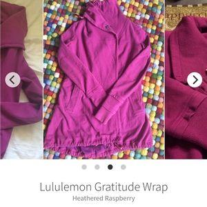 Lululemon Gratitude Wrap
